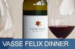 Vasse Felix Dinner