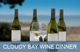 Cloudy Bay Wine Dinner