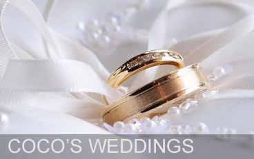 cocos weddings