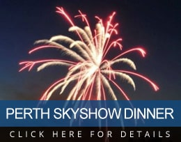 Perth Skyshow Dinner